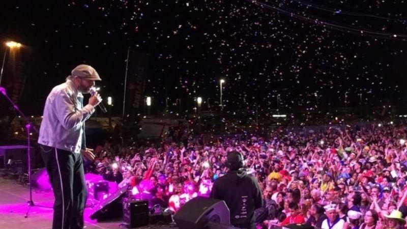 Juan Luis Guerra supera récord de Celia Cruz