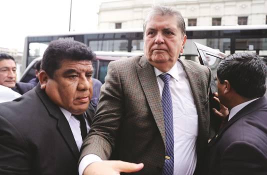 falleció el expresidente de Perú