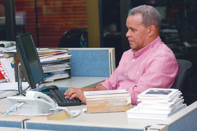 Realizarán panel sobre novela 'Idolatría' de Jimmy Sierra en el Comisionado Dominicano de Cultura