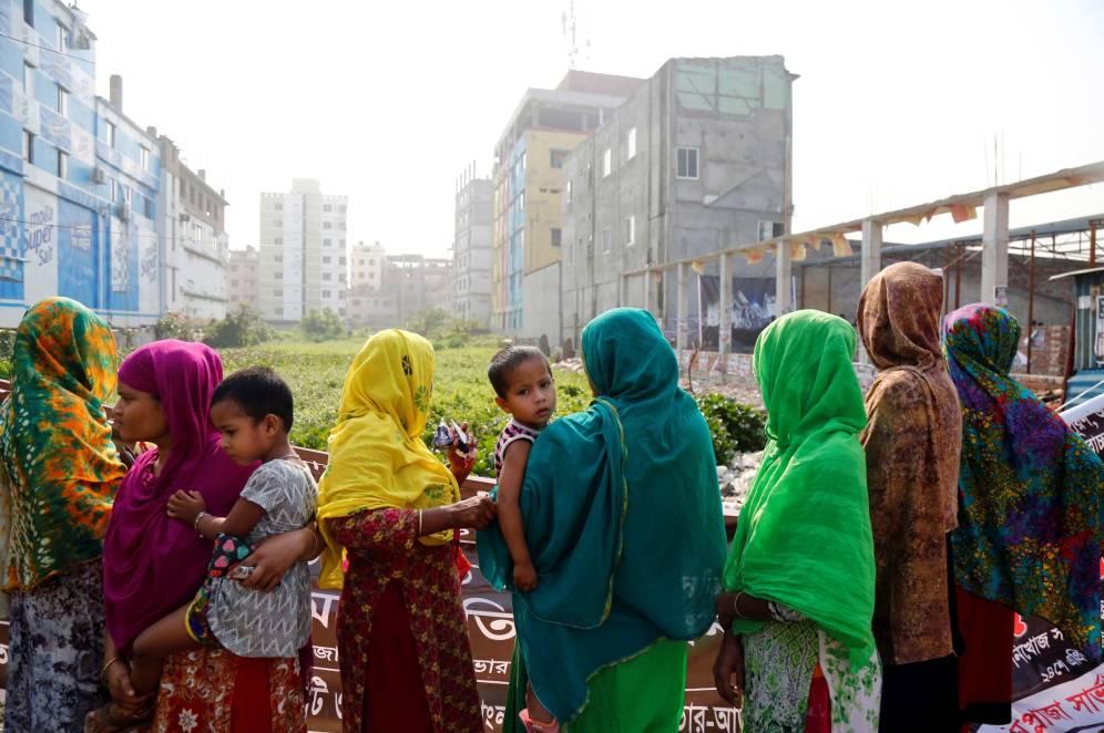 tragedia textil de Bangladesh