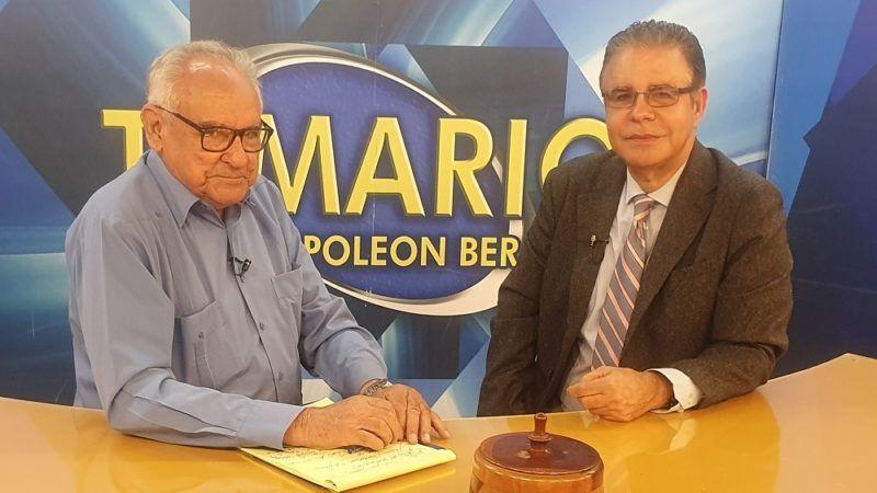 """La posición de ADOMPRETUR fue fijada por su presidente, Luis José Chávez, al ser entrevistado en el programa televisivo """"Temario"""", que produce el veterano comunicador Napoleón Beras."""