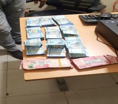 Policía recupera dos millones de pesos que fueron robados mediante asalto
