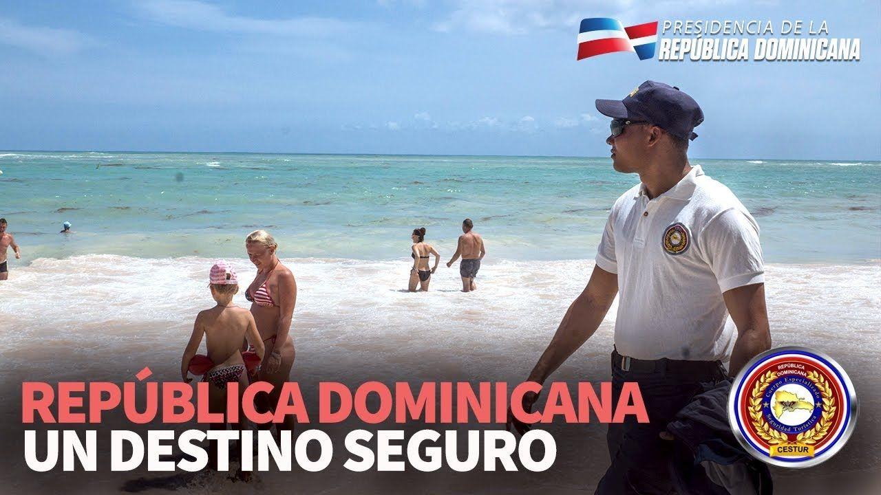 Estadounidense experto en seguridad descarta que RD sea peligroso para los turistas