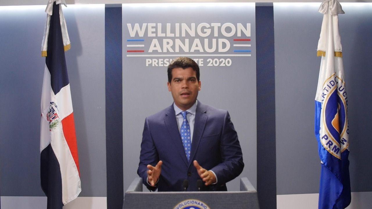 Arnaud dice presidente Medina no se comportó como estadista, ni le dio tranquilidad al pueblo