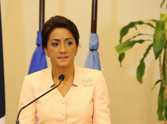 Primera dama insta a países inclusión de la población
