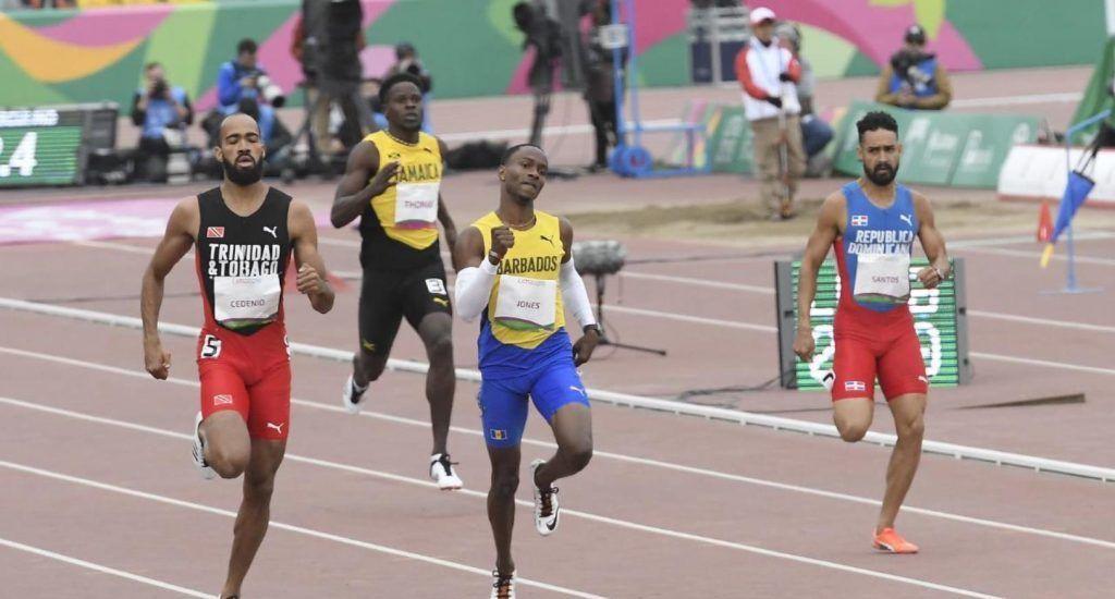 Luguelín Santos clasifica a la final 400 metros planos en Juegos Panamericanos. (Foto fuente externa=).