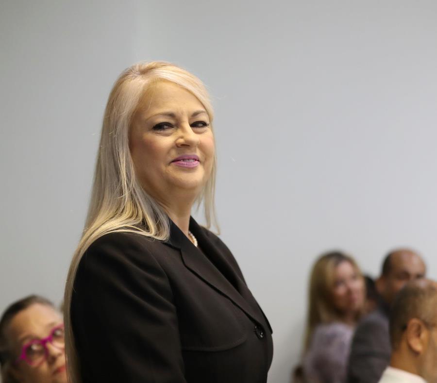 Wanda Vázquez asegura que estará enfocada en