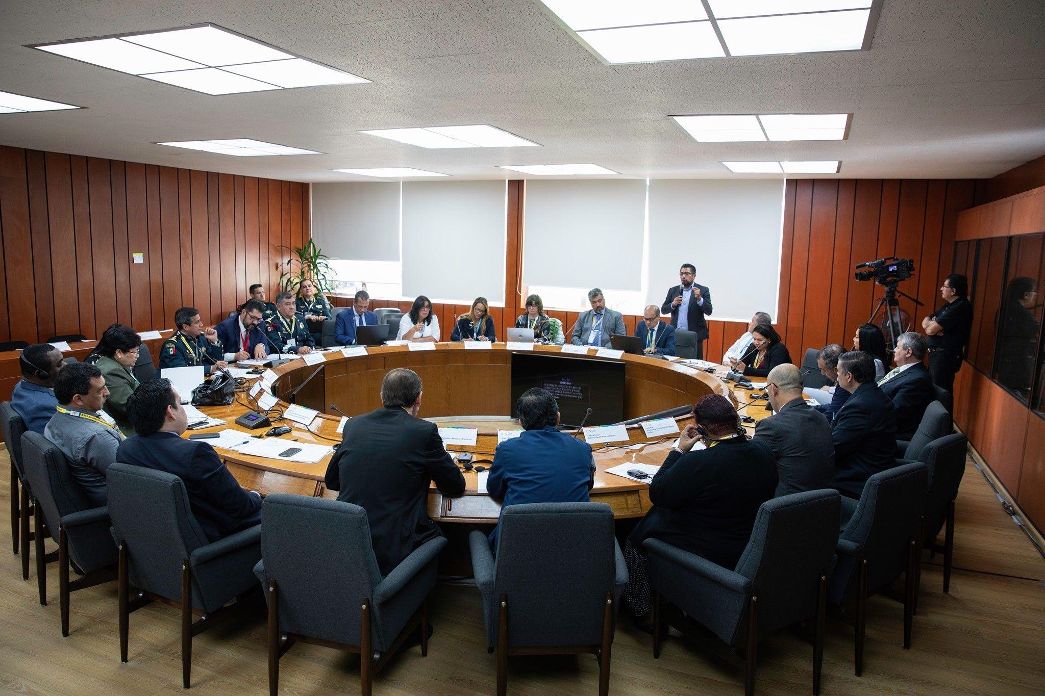 SISALRIL es electa en puestos directivos de organismo internacional de SS