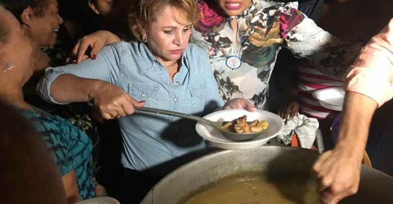 Yomaira y Lenin hacen vibrar sector El Lucero, en San Juan