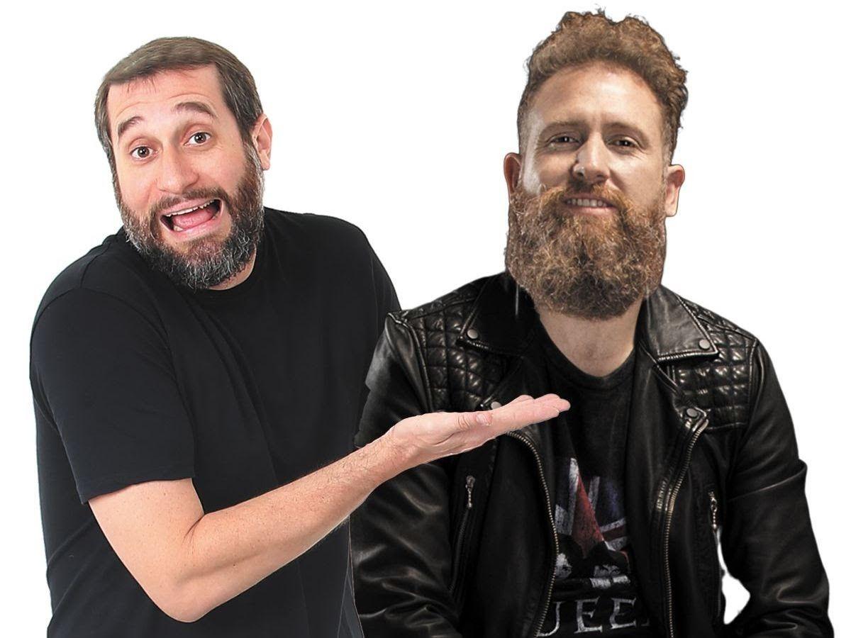 """Carlos sánchez presenta """"Bárbaros"""" junto al comediante chileno Juan Pablo López"""