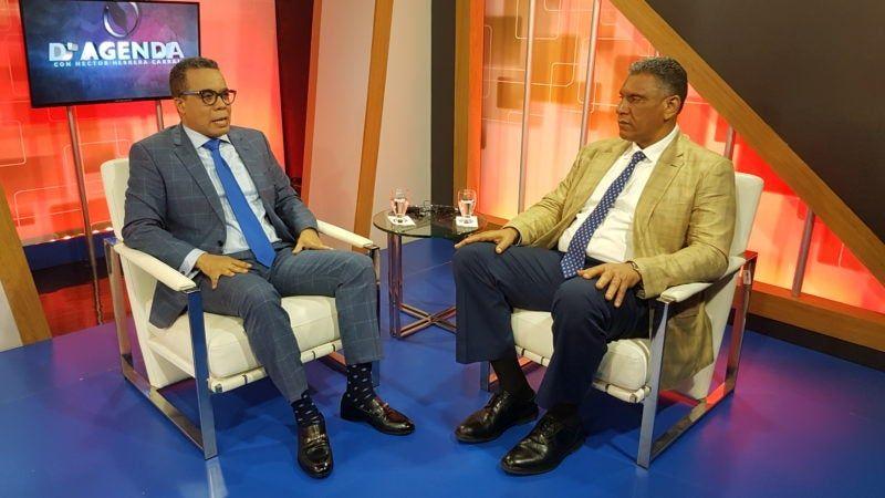 Chu Vásquez fue Entrevistado por Héctor Herrera Cabral en el programa D´Agenda que cada domingo se difunde por Telesistema Canal 11.
