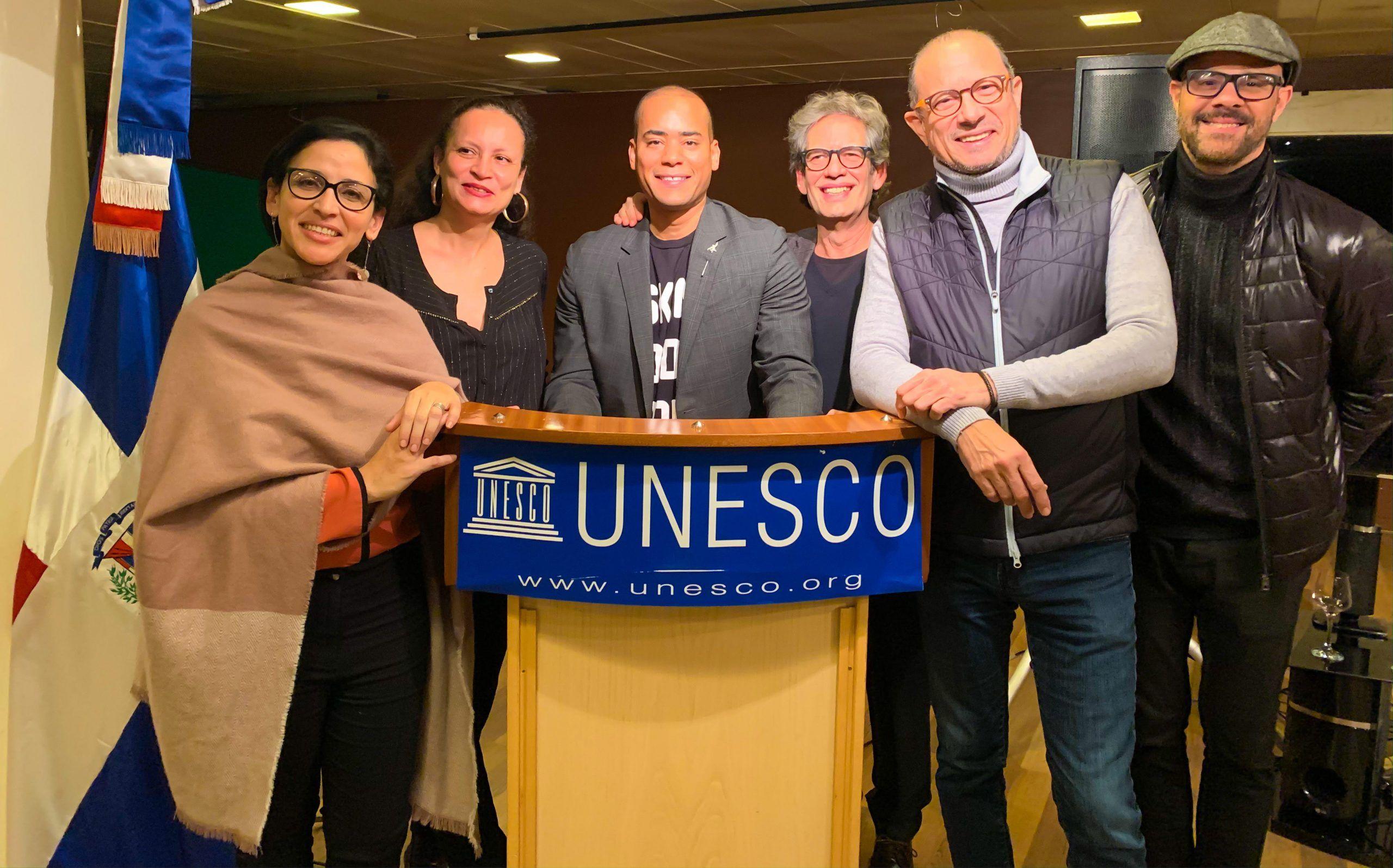 """Se presenta en Paris cortometraje """"Tiznao"""" en sede de la UNESCO"""