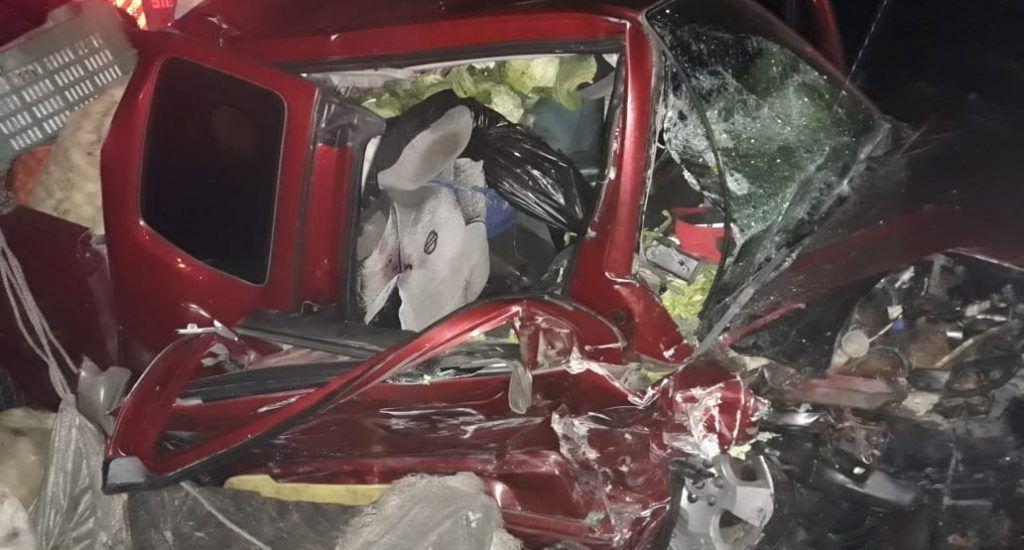 Artista resulta herido en accidente de tránsito en Navarrete