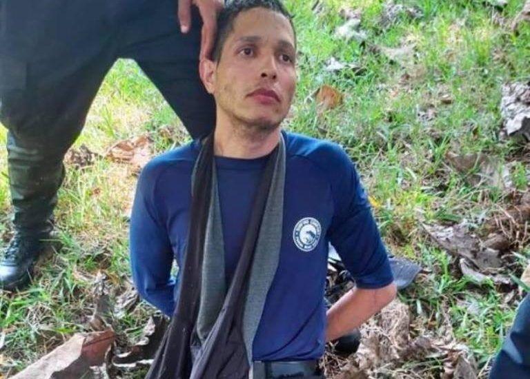 Capturan a dominicano que se fugó de cárcel de máxima seguridad de Panamá