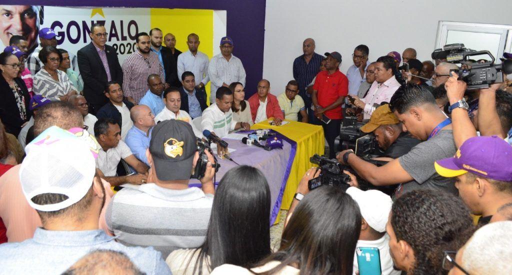 Francisco Domínguez Brito vaticina triunfo arrollador del PLD en elecciones municipales