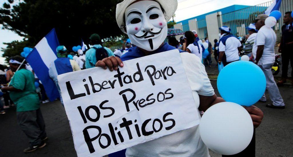 Nicaragua libera a 1.000 presos, entre ellos 9 opositores