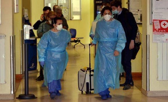 En Italia ya son 7,503 muertos por el coronavirus