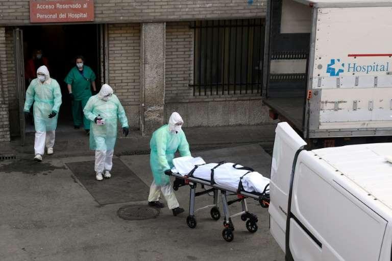 España supera los 4.000 muertos por coronavirus y suma más de 56.000 casos, informa el gobierno