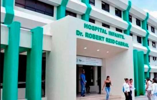 Niño de seis meses tiene coronavirus y está ingresado en el Robert Reid Cabral