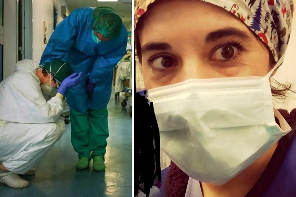 Desesperada enfermera de 34 años se quitó la vida en medio de la pandemia
