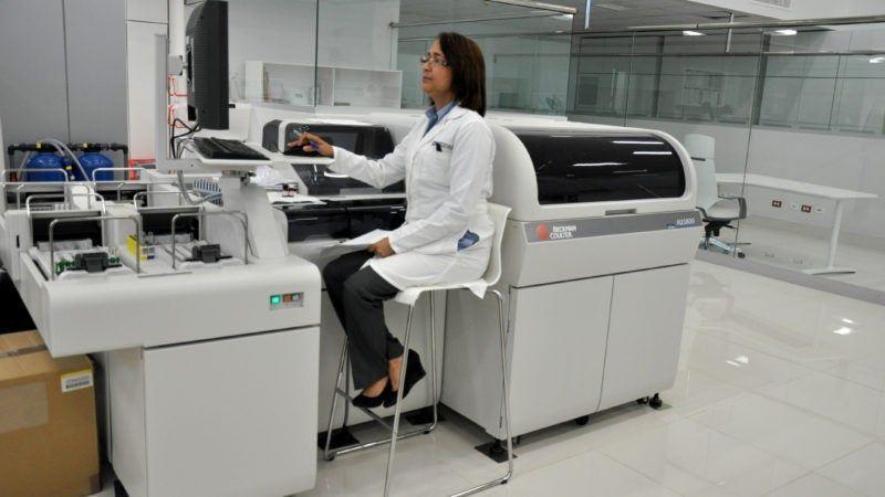 Comunicado del laboratorio Referencia ante gran demanda de pruebas coronavirus