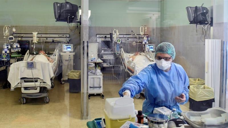 Brasil se acerca a 2,000 muertos y sobrepasa los 30,000 casos de coronavirus