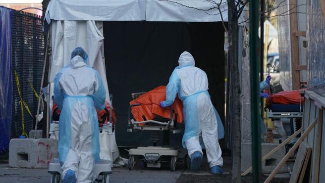 Estados Unidos registra más de 50.000 muertos por coronavirus