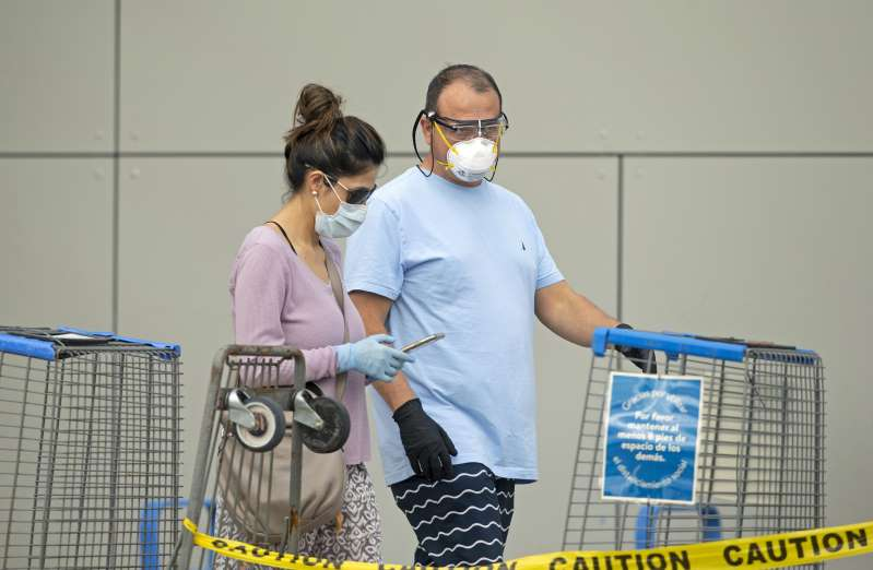 Más de 12,000 casos confirmados del coronavirus y 218 fallecidos registra Florida