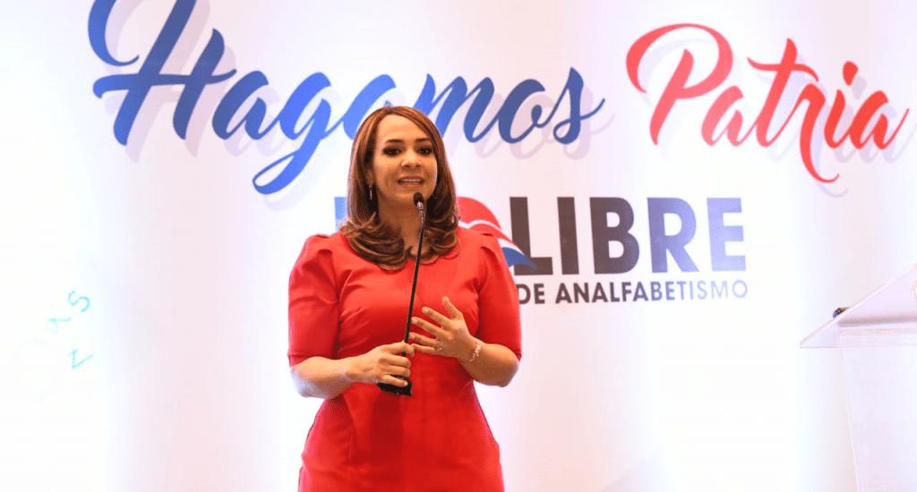 Karen Ricardo denuncia PRM convierte Alcaldía Santo Domingo Este en comando de campaña