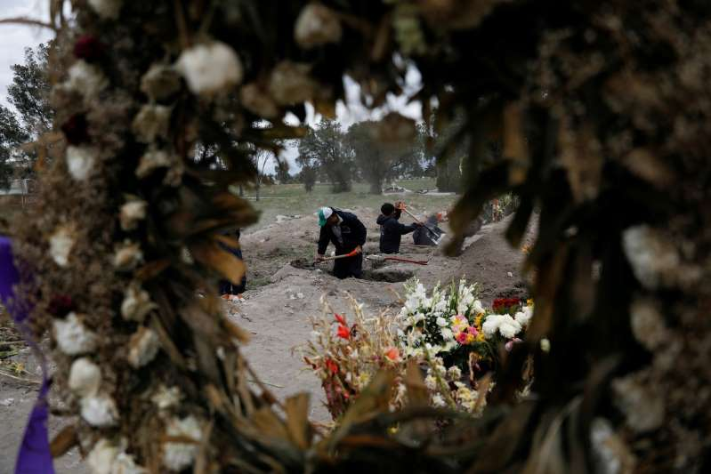 Coronavirus: Brasil y México alcanzan tristes récords de muertes diarios