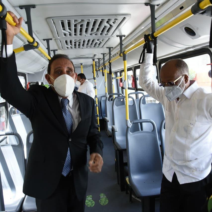 "OMSA inaugura Corredor de la Salud ""Antonio Cruz Jiminian"""