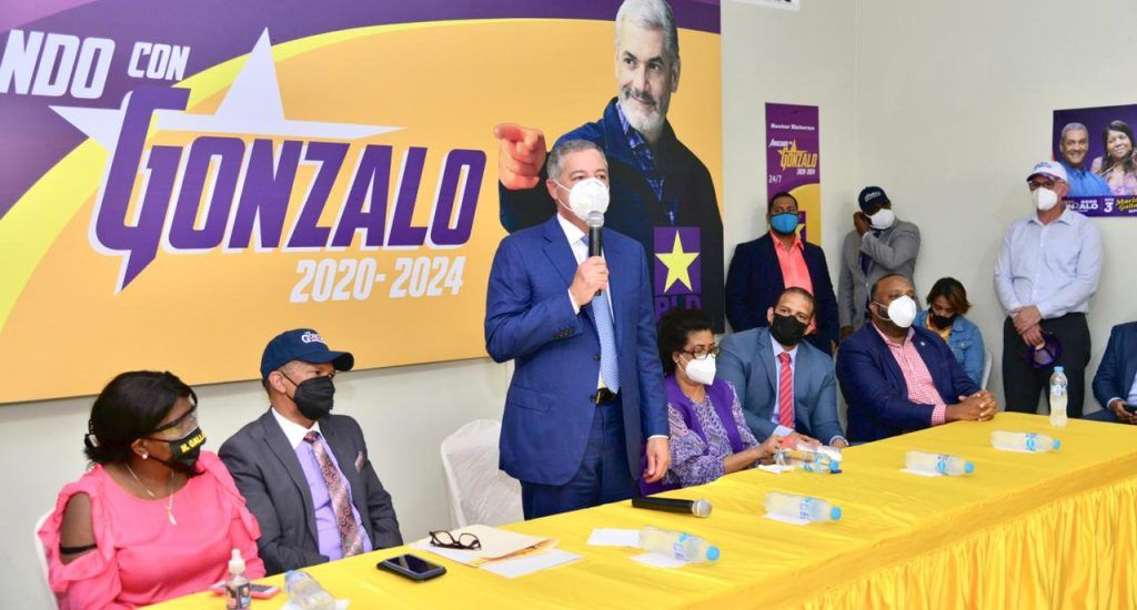 Donald Guerrero asegura Gonzalo ganará en primera vuelta
