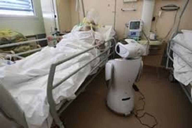 De 713 hospitalizados por coronavirus; hay 139 en UCI