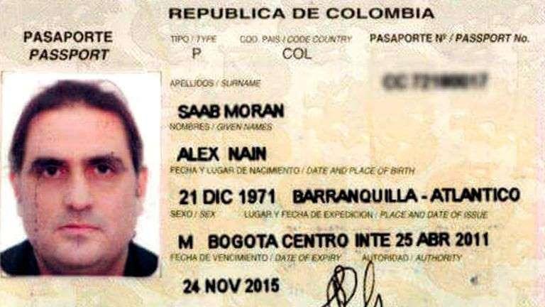 Detienen a Alex Nain Saab, considerado por EE.UU. como principal testaferro de Nicolás Maduro