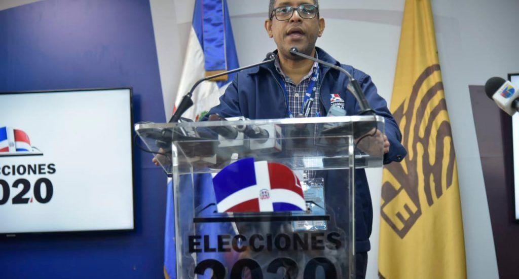 JCE designa a Johnny Rivera como nuevo director de informática