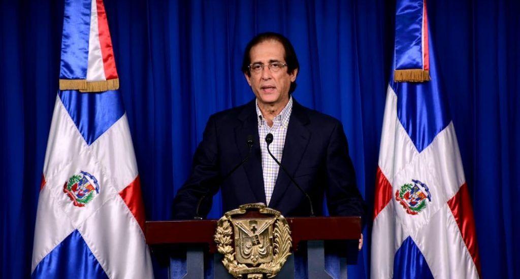 """Hay personas solicitando donaciones a nombre de funcionarios para combatir el coronavirus"""", dice Gustavo Montalvo"""