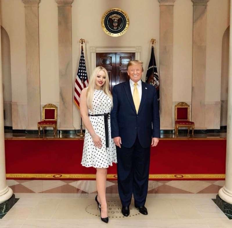 Hija de Trump lo desafía y se une a las protestas por la muerte de George Floyd