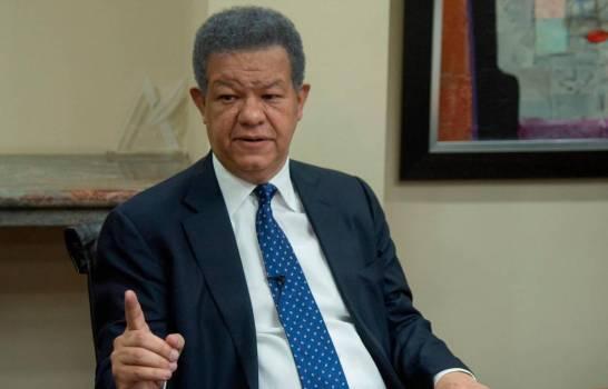 Leonel dice en 1996 perdió las encuesta y ganó las elecciones