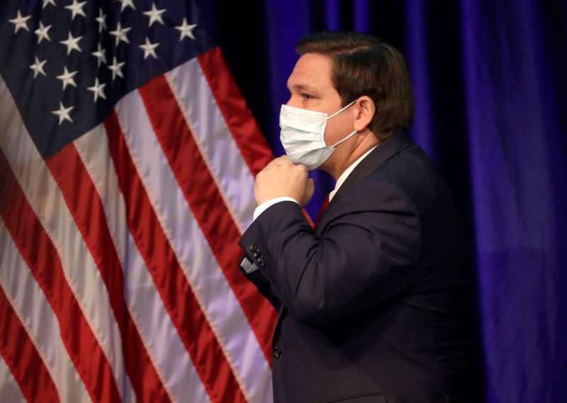 Florida: Más de 100.000 personas dan positivo al coronavirus