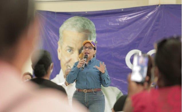 Margarita Cedeño: La oposición nunca ha creído en programas sociales; antes quería eliminarlos