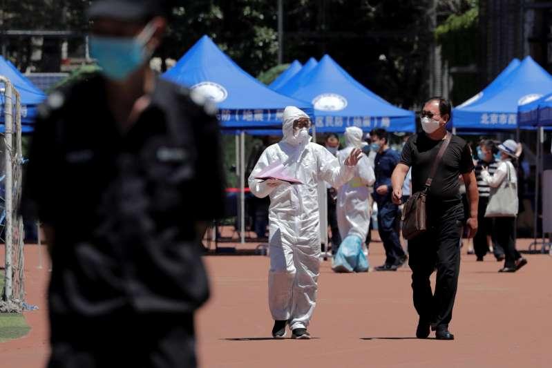 OMS espera que China comparta datos de reaparición del virus