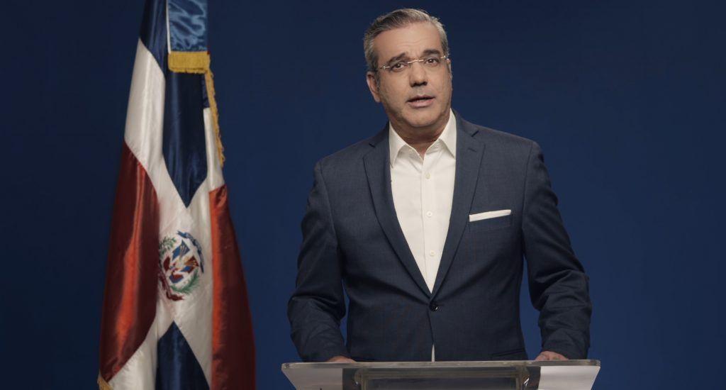 Abinader llama a convertir en votos ventaja sobre Gonzalo Castillo