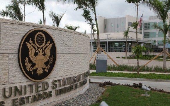 Embajada de EEUU en RD procesará casos que no requieran entrevista a partir del 15 de junio