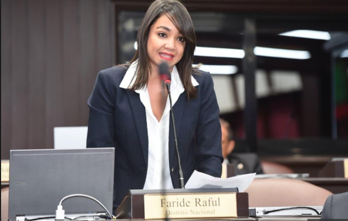Faride propone sesión permanente en Congreso 100 días de nueva gestión. Fuente externa.