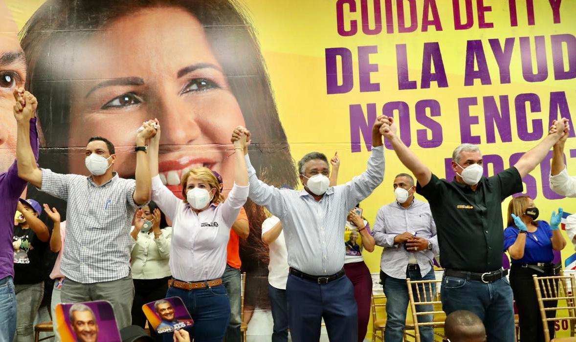 Gonzalo asegura ganará elecciones porque ha conquistado la simpatía de los dominicanos