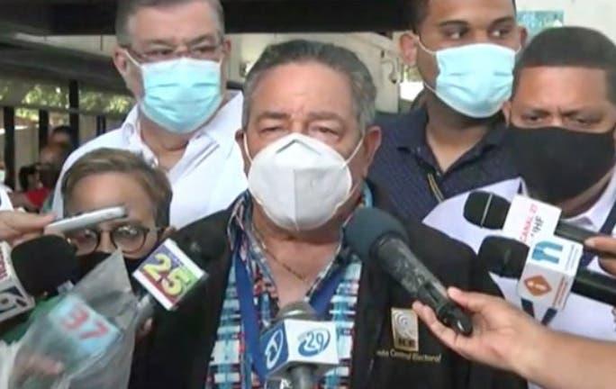 Fueron 37 millones robados en Junta Electoral de Santiago. Fuente externa.