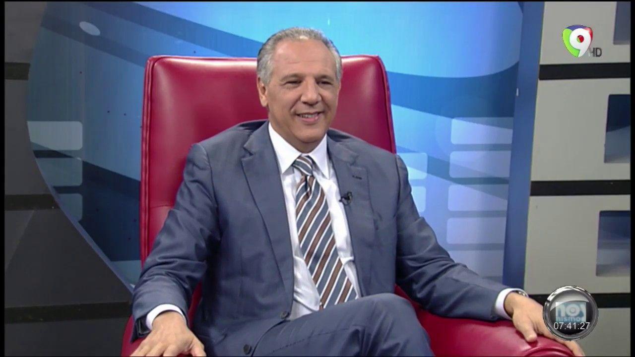 """José Ramón Peralta: """"Gallup ha mentido descaradamente"""". Fuente externa."""