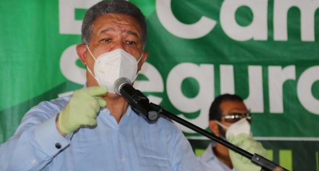 Leonel afirma Gobierno ha invertido en Gonzalo dinero de programas sociales y fondos de Pensiones