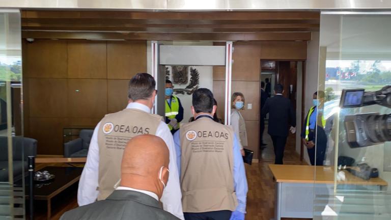 Unos 80 expertos conforman Misión Observación Electoral OEA participarán en elecciones