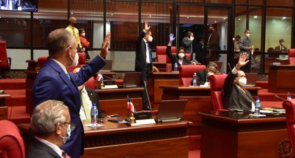 Senado aprueba nueva prórroga del estado de emergencia por 17 días